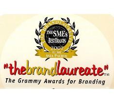 The BrandLaureate The SMEs BestBrands